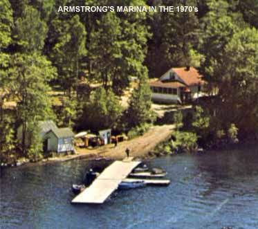Back in the 70's when it was called 'Armstrong's Marina'